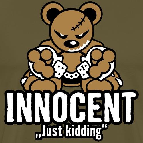 Teddy »Innocent« - Color