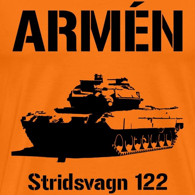 ARMÉN - Stridsvagn 122