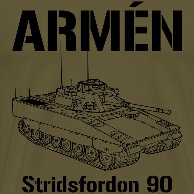 Armén Stridsfordon 9040