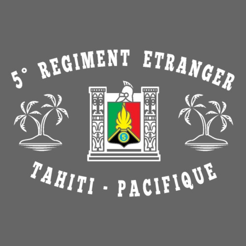 5 RE - 5e Etranger - Legion - Men's Premium T-Shirt