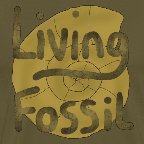 Living Fossil - Men's Premium T-Shirt