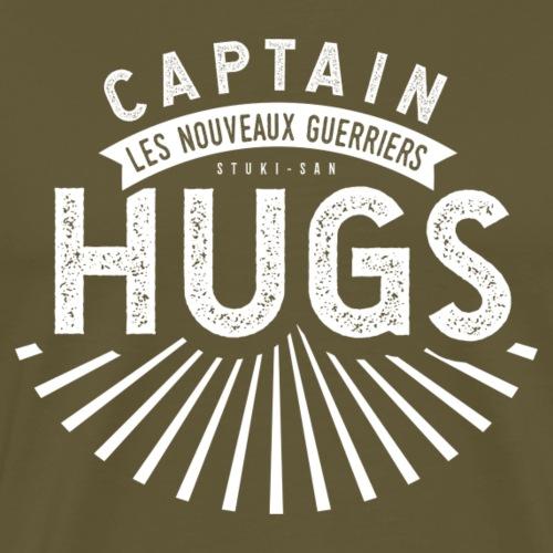 captainhugs - T-shirt Premium Homme