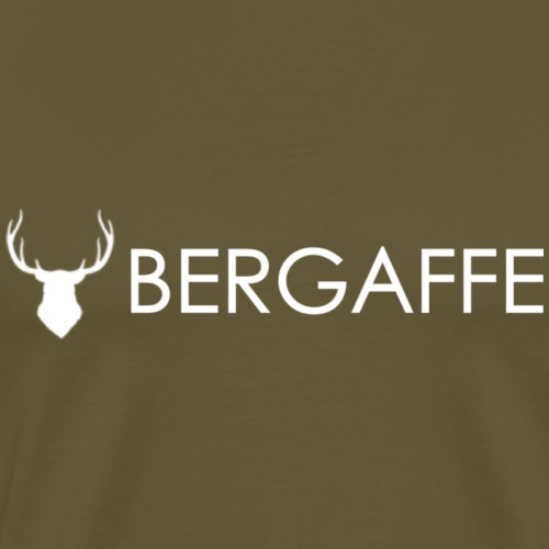 Bergaffe - Männer Premium T-Shirt