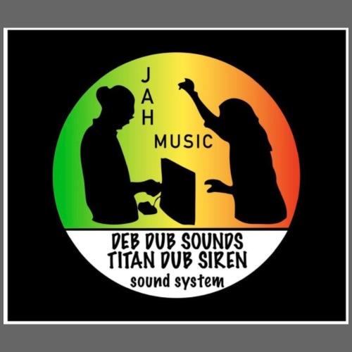 Deb Dub & Titan Dub Siren - Men's Premium T-Shirt