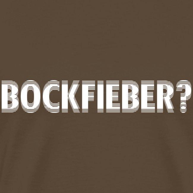 """Bockfieber""-Shirt Adrenalin für Jäger/Jägerinnen"