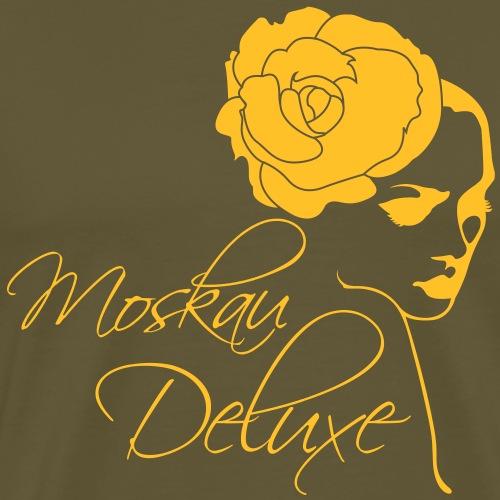 Moskau Deluxe Motiv - Männer Premium T-Shirt