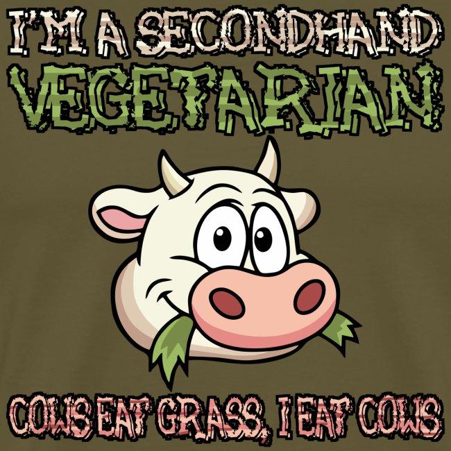 Secondhand vegetarian