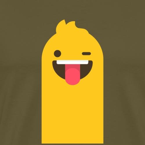 Emoji - Männer Premium T-Shirt