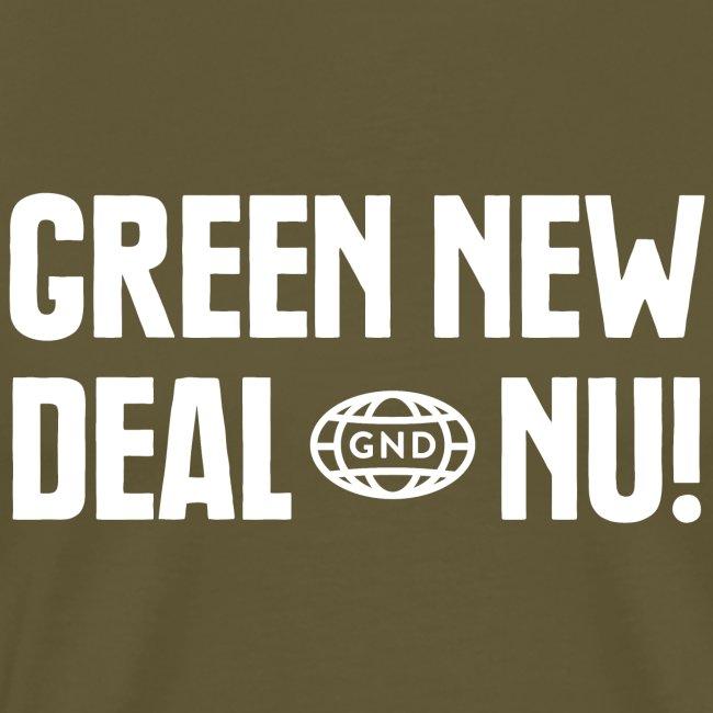 Green New Deal nu!