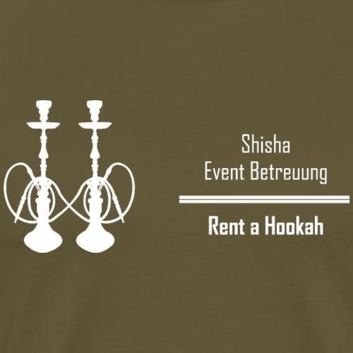 RaH Tshirt Brust - Männer Premium T-Shirt