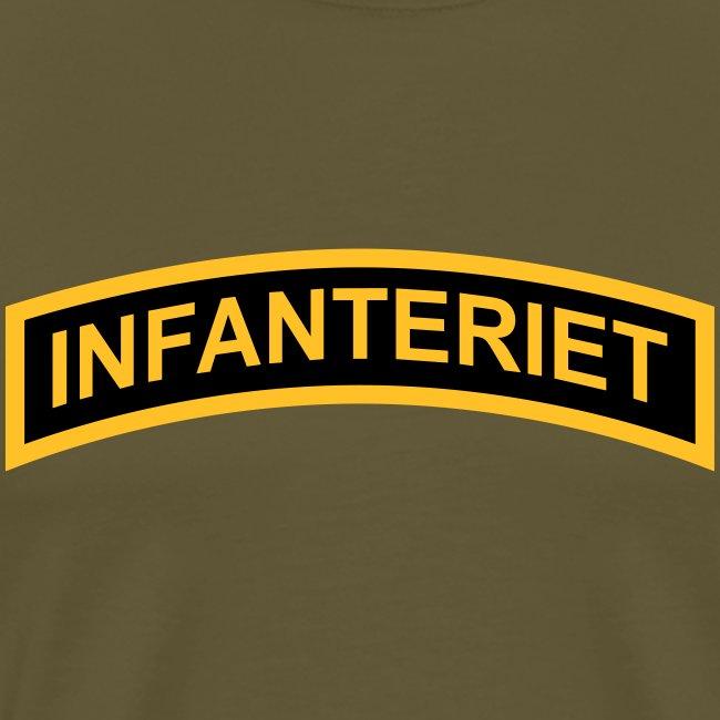 INFANTERIET 2-färg båge