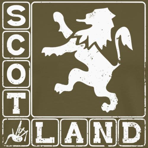 Scotland 1 - Männer Premium T-Shirt