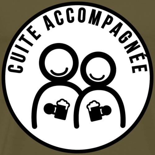 Cuite accompagnée - T-shirt Premium Homme