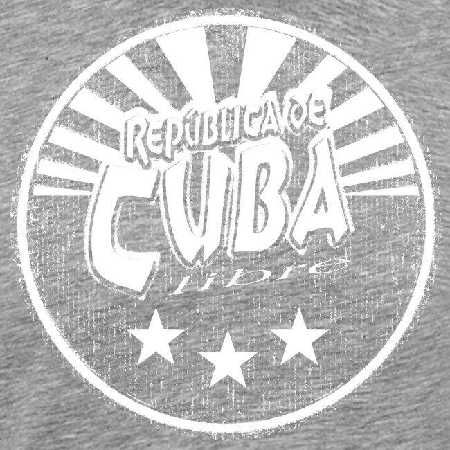 Cuba Libre (1c valkoinen)