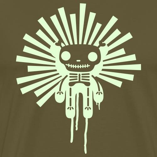 teddy 01s - Männer Premium T-Shirt