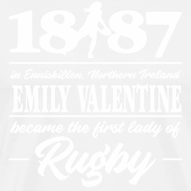 Marplo Emily Valentine white