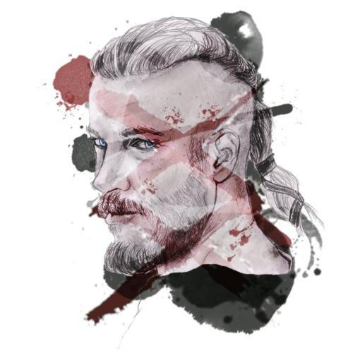 Ragnar - Camiseta premium hombre