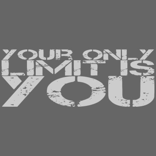 NO LIMIT - Men's Premium T-Shirt