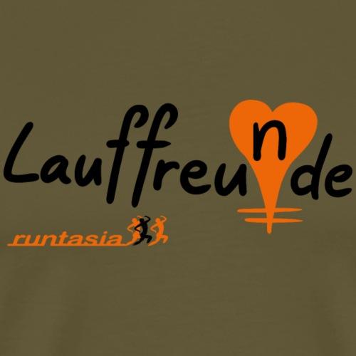 Lauffreu(n)de - Männer Premium T-Shirt