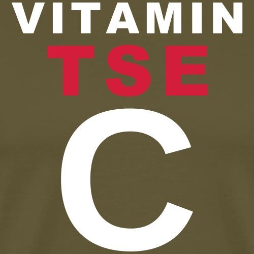 VITAMIN TSE - Männer Premium T-Shirt