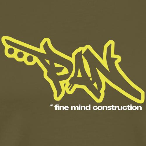 PETAAPAN - Männer Premium T-Shirt