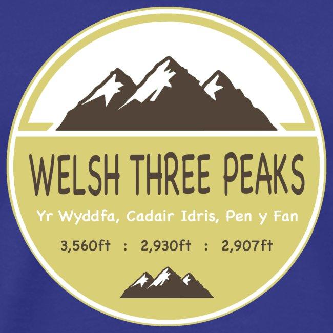 Welsh Three Peaks
