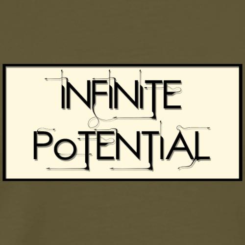 infinite potential - Men's Premium T-Shirt
