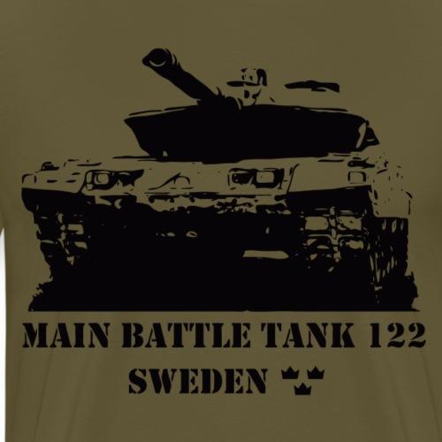 STRV 122 - Premium-T-shirt herr