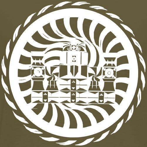 chakatribe - Männer Premium T-Shirt