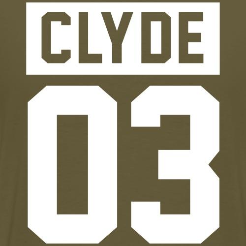 CLYDE PartnerShirt - Männer Premium T-Shirt