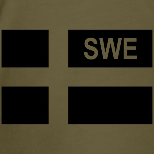 Swedish Tactical flag Sweden - Sverige - SWE - Premium-T-shirt herr