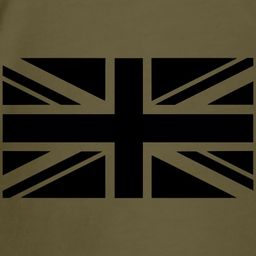 Union Jack - Great Britain Tactical Flag - Premium-T-shirt herr