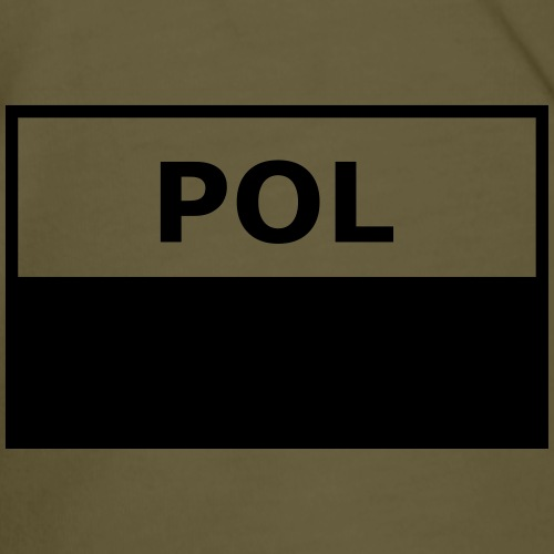 Polska Flaga Taktyczna - Polish Tactical Flag - Premium-T-shirt herr