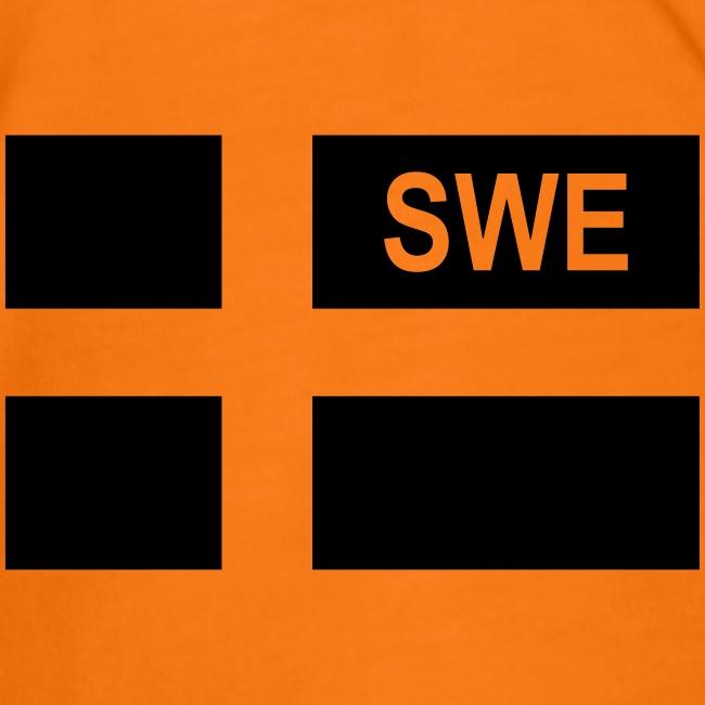 Swedish Armed Forces + SWE FLAG