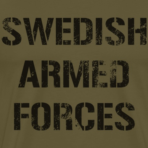 SWEDISH ARMED FORCES Rugged + SWE Flag