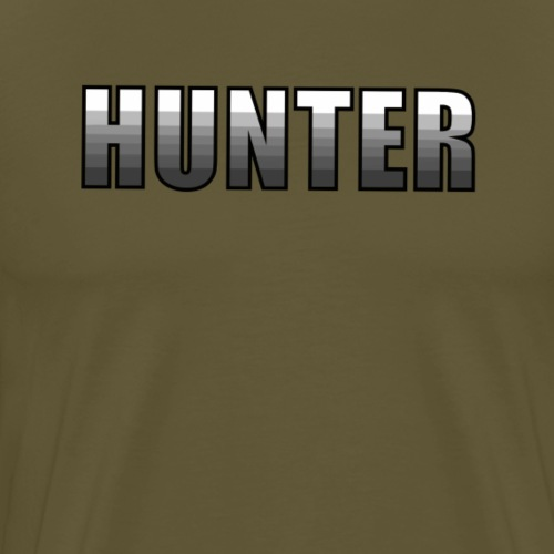 Hunter - Männer Premium T-Shirt