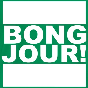 BONGJOUR! - Men's Premium T-Shirt