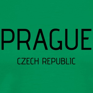prague - Men's Premium T-Shirt