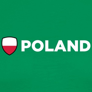 National Flag Of Poland - Men's Premium T-Shirt