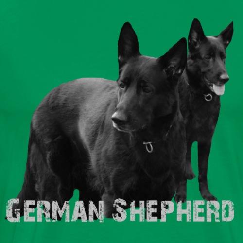 Hund,Hunde,Hundekopf,Schäferhund,Hundesport, - Männer Premium T-Shirt