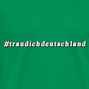 #traudichdeutschland - Männer Premium T-Shirt