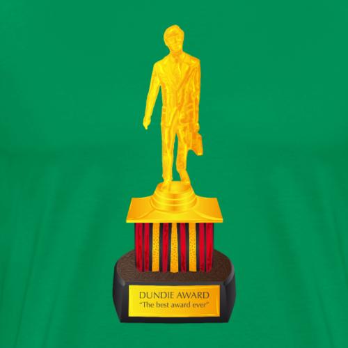 Premio Dundie - Camiseta premium hombre