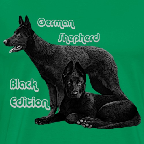 Hund,Hundekopf,Hundegesicht,Hundesport,Schäferhund - Männer Premium T-Shirt