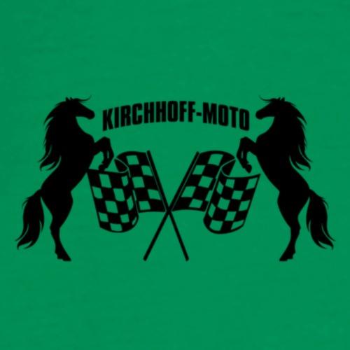 Kirchhoff-Moto einfach - Männer Premium T-Shirt