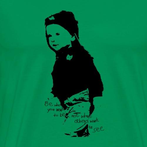 sei du selbst - Männer Premium T-Shirt