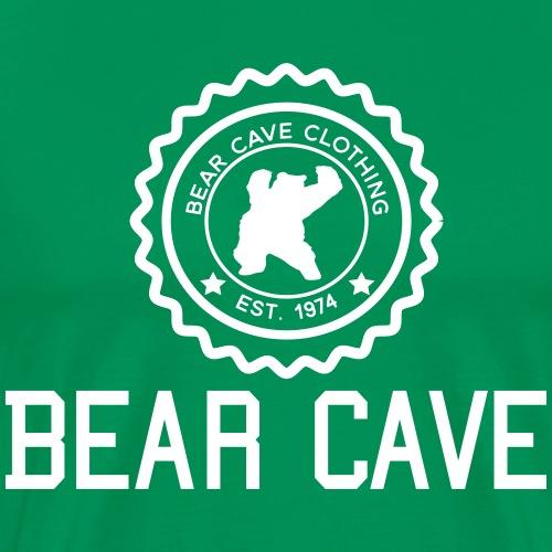 Bear Cave Athletics - Mannen Premium T-shirt