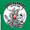 Road Runners ... better run! - Premium-T-shirt herr