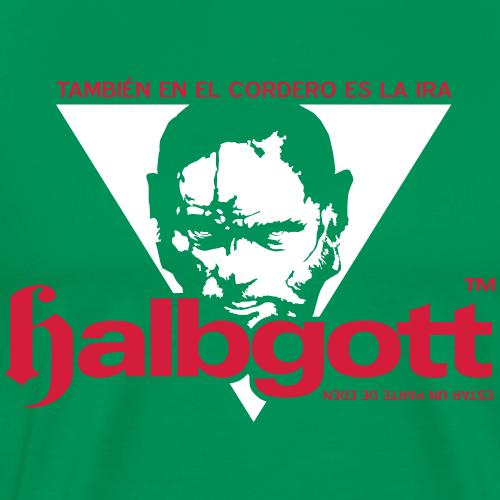 SPEER halbgott 2 - Männer Premium T-Shirt