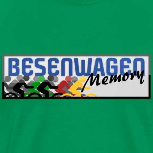 Besenwagen-Memory - Männer Premium T-Shirt