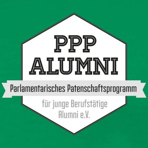 Logo PPP Alumni - Männer Premium T-Shirt